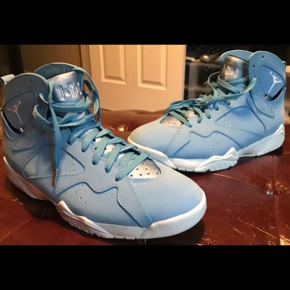 Jordan Shoes | 7 Retro North Carolina